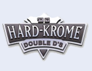 Hard-Krome exhaust systems logo