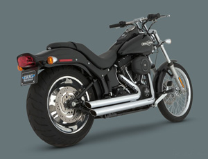 Vance and Hines Big Shots Staggered