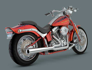 Vance and Hines Pro Pipe