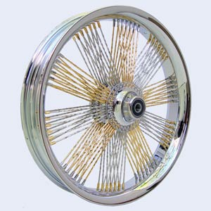 Spoke Or Wire Wheels And Rims For Motorcycles American Made
