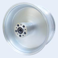 15x7 solid wheel