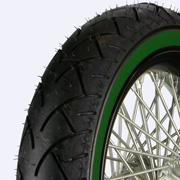 Green wall tire